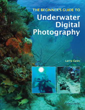 mouse click image to order my book- The Beginner's Guide to Underwater Digital Photography